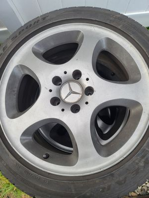 Rims for Mercedes Benz 320 for Sale in Portland, OR