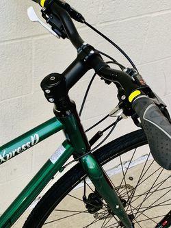 🍀🌳 2020 Model Forrest Green KHS Hybrid Bike.. MSRP: $749.99 for Sale in Los Angeles,  CA