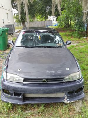 94 Toyota Camry selling as is runs and drives for Sale in Dundee, FL