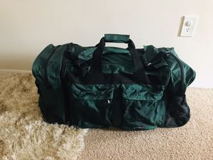 Bag with weel's and backpack includ for Sale in Annandale, VA