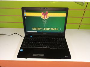 500GB TOSHIBA LAPTOP WINDOWS 10 PRO for Sale in Kennedale, TX