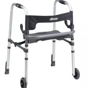 Drive clever lite walker With Seat for Sale in Chesapeake, VA
