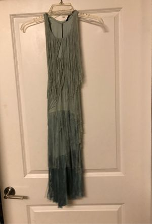 ZaraTrafulic flapper fringe dress for Sale in Washington, DC