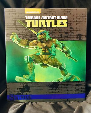 "Sideshow Collectables TMNT 12"" Statues New and Numbered for Sale in Alameda, CA"