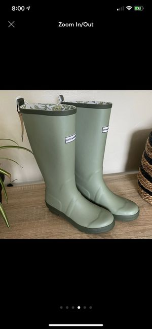 Rain/gardening boots for Sale in North Royalton, OH