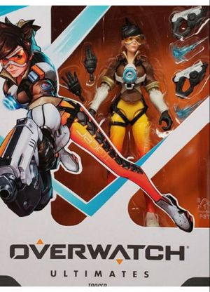 Overwatch Ultimates Tracer action figure by Hasbro for Sale in Brooklyn, NY