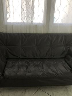 Futon Bed Free If Any One Can Pick Up Today for Sale in Las Vegas,  NV