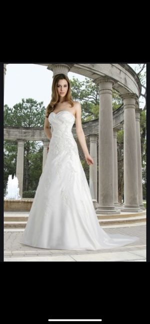 David's Bridal Wedding Dress for Sale in Oakland Park, FL