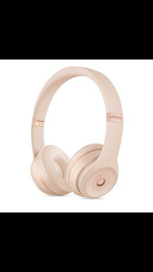 Beats Solo3 Wireless On-Ear Headphones for Sale in Edwardsville, IL