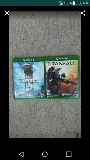 2 Xbox One Games for Sale in Nashville, TN