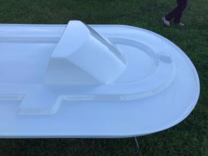 Fiberglass and polyurethane Hardtop 8'x 5' for Sale in Hialeah, FL