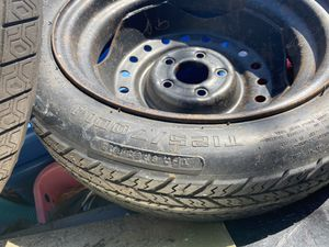 Trailer tires w rims $20 ea both $30 for Sale in Plantation, FL