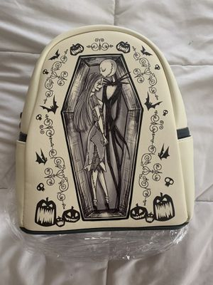Sally and jack nightmare before Christmas backpack for Sale in Bell, CA