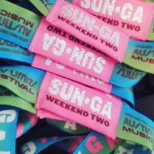 ACL SUNDAY WRISTBANDS for Sale in Chicago, IL
