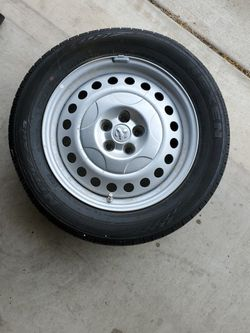 Spare Tire For 2020 Ram Promaster City for Sale in Waco,  TX