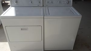 Beautiful Kenmore washer gas dryer set for Sale in Oceanside, CA