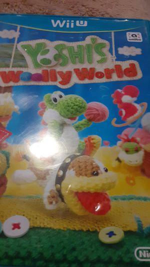 Nintendo wii u video game for Sale in Marysville, WA