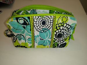 Vera Bradley cosmetic bag/pouch/wallet/purse for Sale in Kernersville, NC