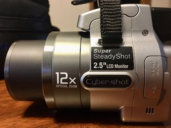 SONY Cyber Shot Camera for Sale in Port St. Lucie,  FL