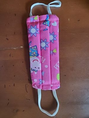 Peppa pig filter mask for Sale in Dixon, MO
