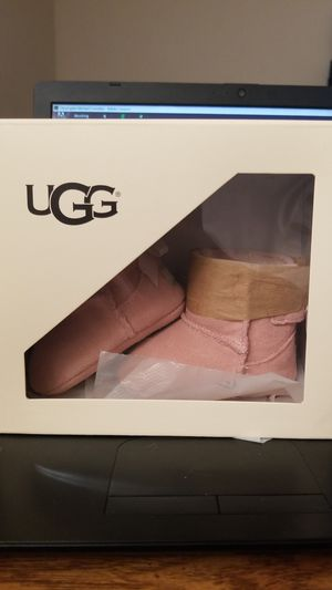 Ugg baby girl boots for Sale in Augusta, GA