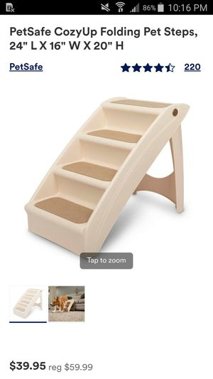 Solve It Dog Steps Dog Stairs for Sale in Dallas, TX