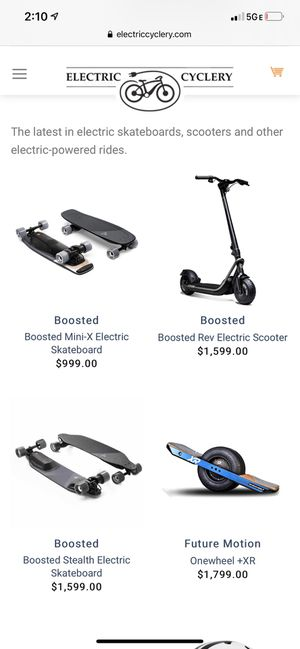 Boosted series electrical skateboard, skate board, one wheel skate boards for Sale in Pico Rivera, CA