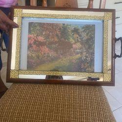 Antique Serving Tray for Sale in Port Charlotte,  FL