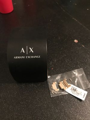 Armani Exchange watch for Sale in East Compton, CA