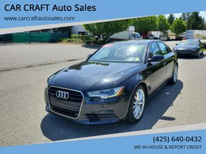 2012 Audi A6 for Sale in Brier, WA