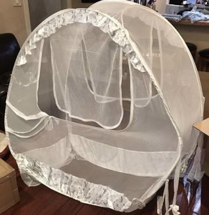 Kids white tent for Sale in Downey, CA