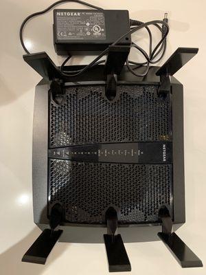 Netgear Nighthawk X6 Wifi router for Sale in Hialeah, FL