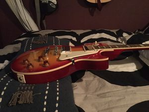 Epiphone Les Paul Standard Cherry Sunbirst for Sale in Hacienda Heights, CA
