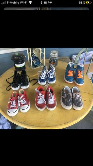Vans / Converse / H&M skate shoes for Sale in Alhambra, CA