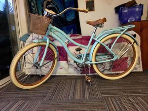 Beautiful beach cruiser bike for Sale in Monroe, WA