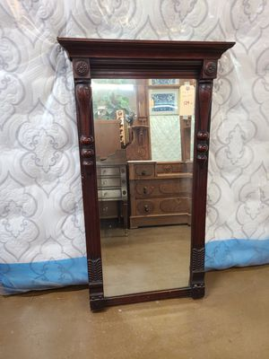 Black Antique Mirror 26x46 🌈 Another Time Around Furniture 2811 E. Bell Rd for Sale in Phoenix, AZ