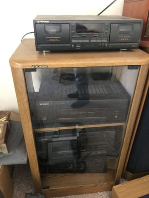 Pioneer stereo system $100 OBO for Sale in Sun City, AZ