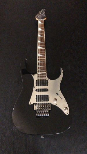 Ibanez RG 350DX - Black - Electric Guitar for Sale in Fort Lauderdale, FL