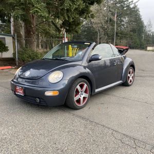 2005 Volkswagen New Bettle for Sale in Tacoma, WA