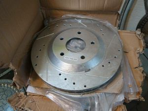 97-04 Corvette Front Rotors for Sale in Citrus Heights, CA