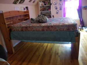 Full Size Bed frame for sale for Sale in Boyce, VA