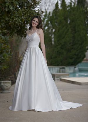 Size 16 bridal gown for Sale, used for sale  La Grange Park, IL