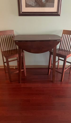 Kitchen table with leaf for Sale in Atlanta, GA