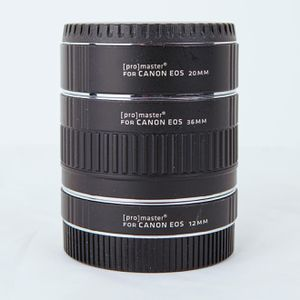 Canon Extension Tubes For Macro Photography for Sale in Las Vegas, NV