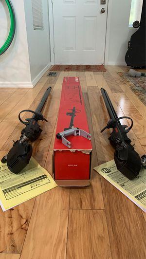 Pair Yakima Forklift Rooftop Bike Racks w/ Boost 110 spacing Adaptor included for Sale in Denver, CO