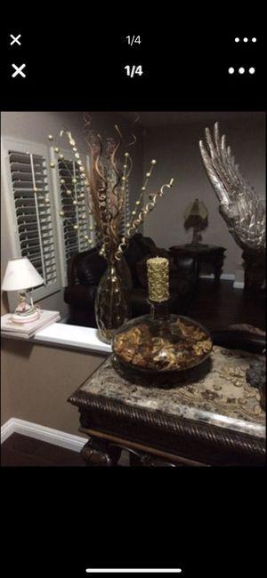 2 elegant vases for Sale in Poway, CA