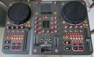 M-Audio Xponent digital DJ system midi controller for Sale in Miramar, FL