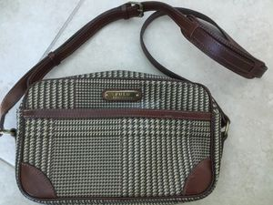 Genuine Plaid Handbag, by Polo, Ralph Lauren for Sale in Fort Lauderdale, FL