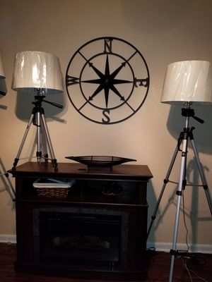 Tripod lamps for Sale in Portsmouth, VA