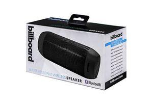 Billboard Long Range & Water-Resistant Bluetooth Speaker 🔈 - Must have 👏 for Sale in Boynton Beach, FL
